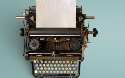 Mijn liefde voor tekstschrijven
