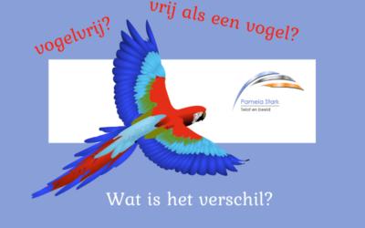vrij of vogelvrij?