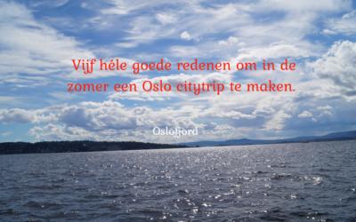 Oslofjord Oslo