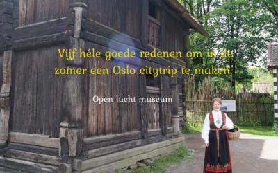Openluchtmuseum Oslo